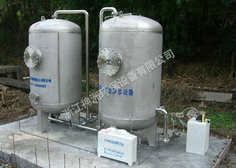 压力式净水设备