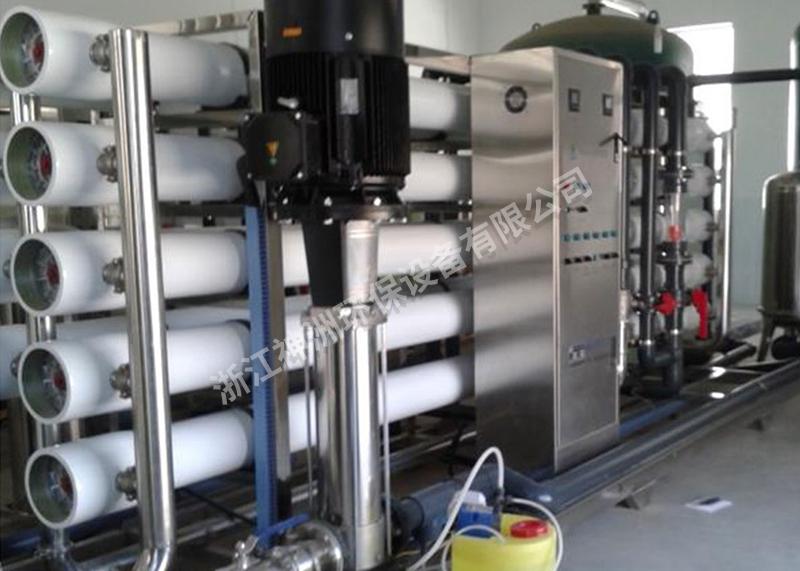 膜处理净水设备